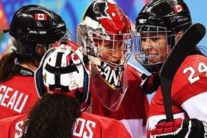 Canada to Face USA in Women's Ice Hockey Olympic Gold Medal Game