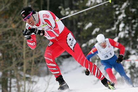 Canadian Skier Brian McKeever Takes Gold In Sochi Paralympics
