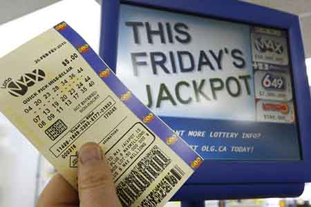 Lotto Max Prize Pool Grows to $100 Million