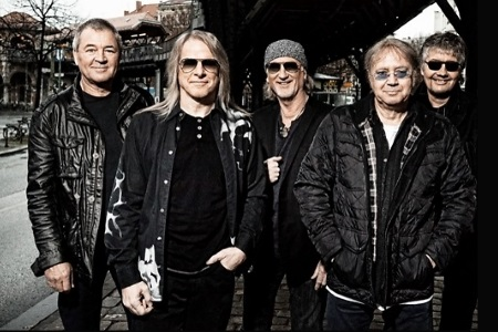 Deep Purple Summer Tour in North America Is a Go