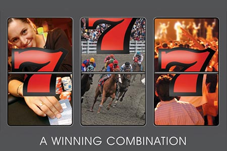 Canadian Gambling Company Signs Agreement with Five Racetracks