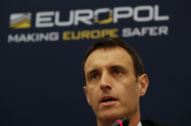 Europol Investigation Uncovers Widespread Soccer Match Fixing