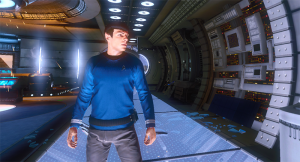 Explore the U.S.S. Enterprise