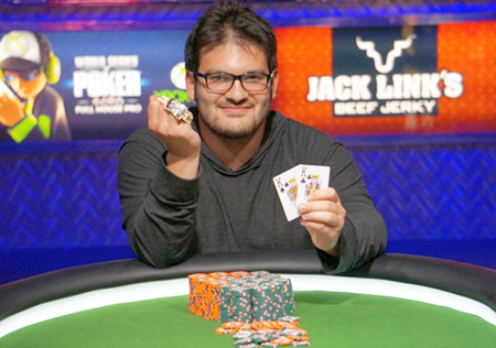 Fourth Canadian Wins WSOP Bracelet