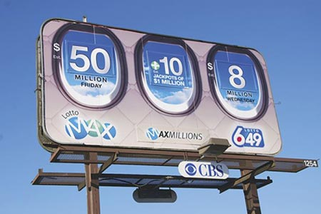 Lotto Max Jackpot Set to Hit $50 Million Max