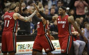 Miami Heat Dominate USA Today NBA Power Rankings