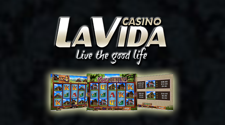 New Games at Casino La Vida